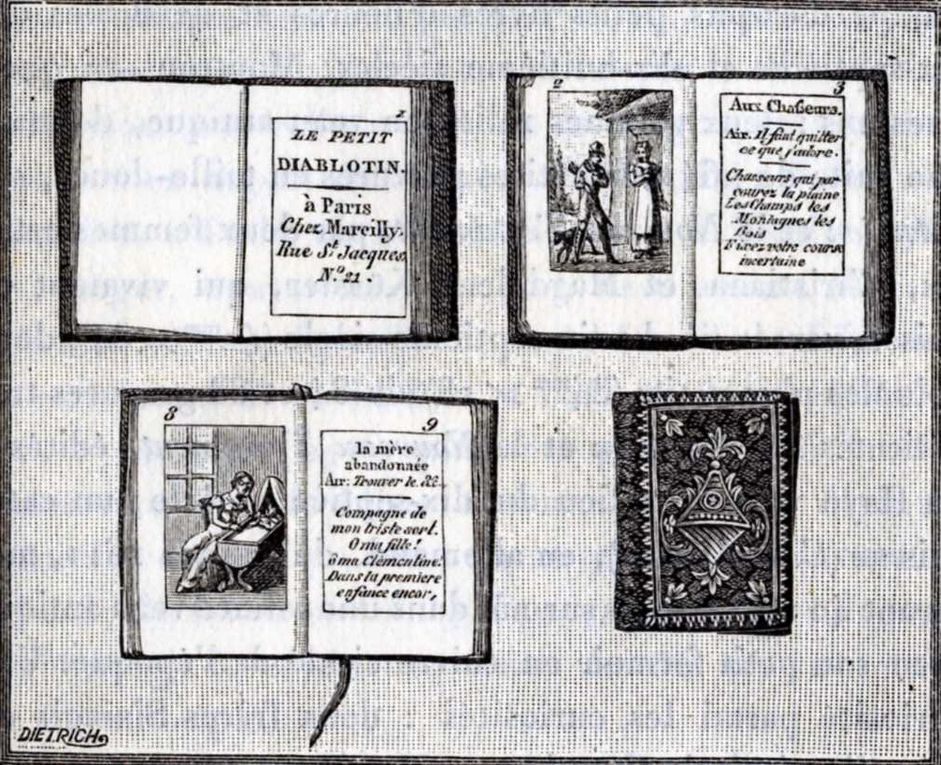 Livres de petits formats