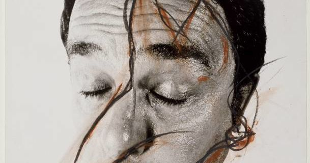 A Nose Adjustement (Face Farce) @ Arnulf Rainer. 1971