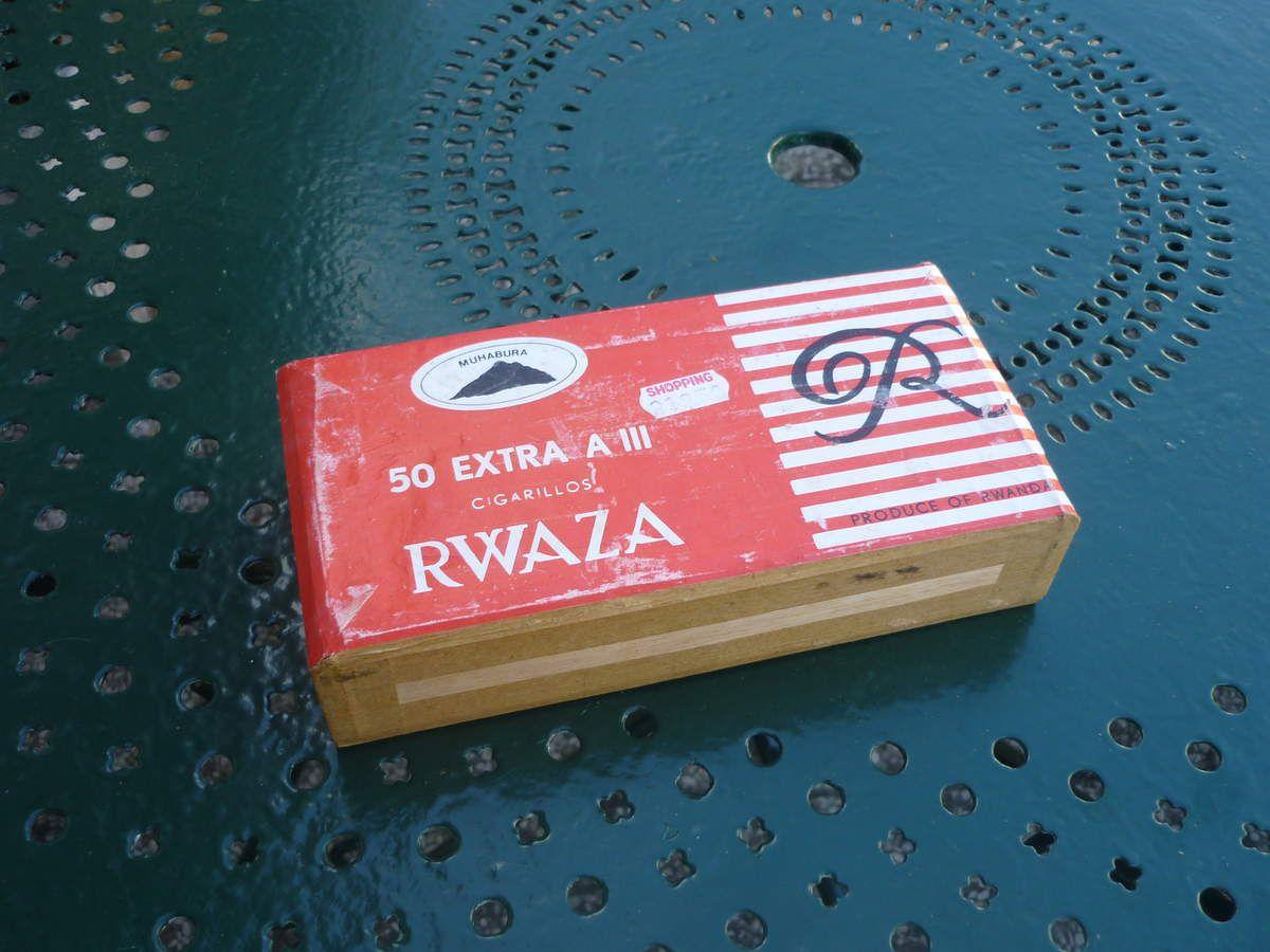 Boite de cigarillos pour collection