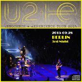 U2 -i&e Tour 2015-Mercedes Benz Arena -Berlin (3) Allemagne 28/09/2015 - U2 BLOG