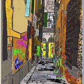 Quadri Moderni pannelli forex arte digitali originale stampa forex 30x70 arredo | eBay