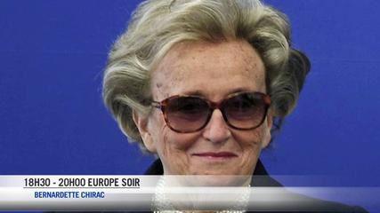 Buzz: Bernadette Chirac Tacle #Sarkozy sur #europe1 ! #UMP