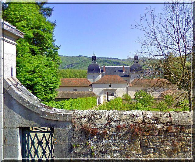 Diaporama château de Vertrieu