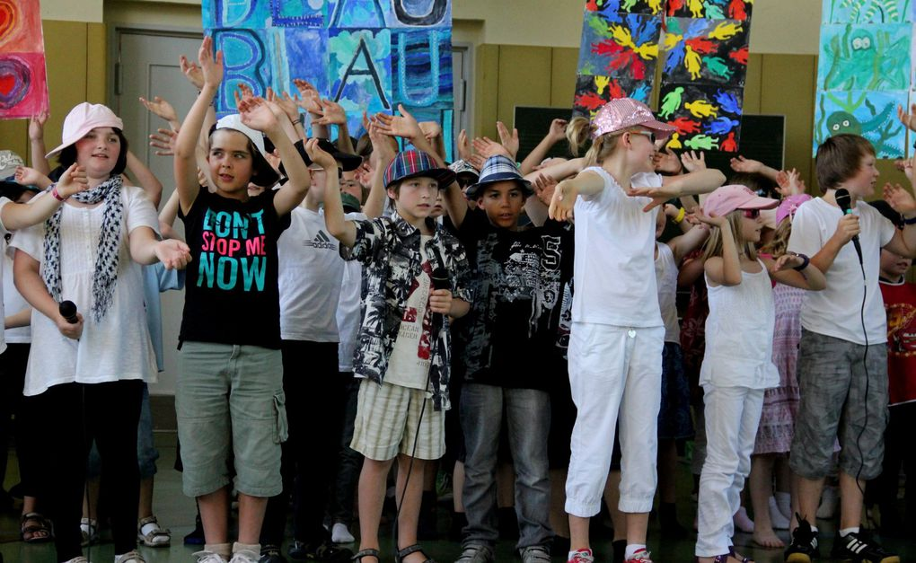 Album - 100 Jahre Vitusschule Festakt