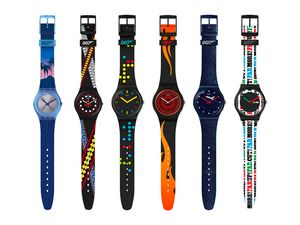 COLLECTOR: #SWATCH X #007