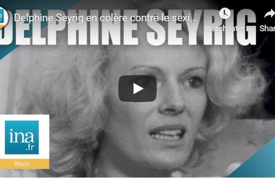 Le cri du cœur féministe de Delphine Seyring  en 1972 ... Toujours d'actualité !