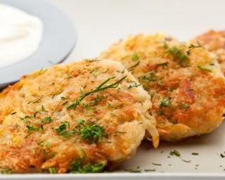 Petits fours jambon fromage façon Dukan