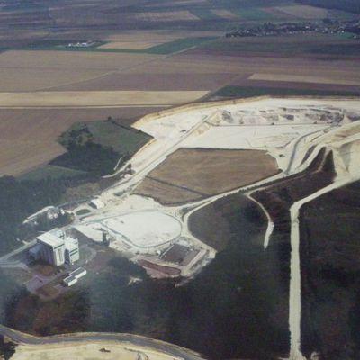 Communauté de communes du pays de Valois : Le sable un matériau de plus en plus rare et donc très recherché
