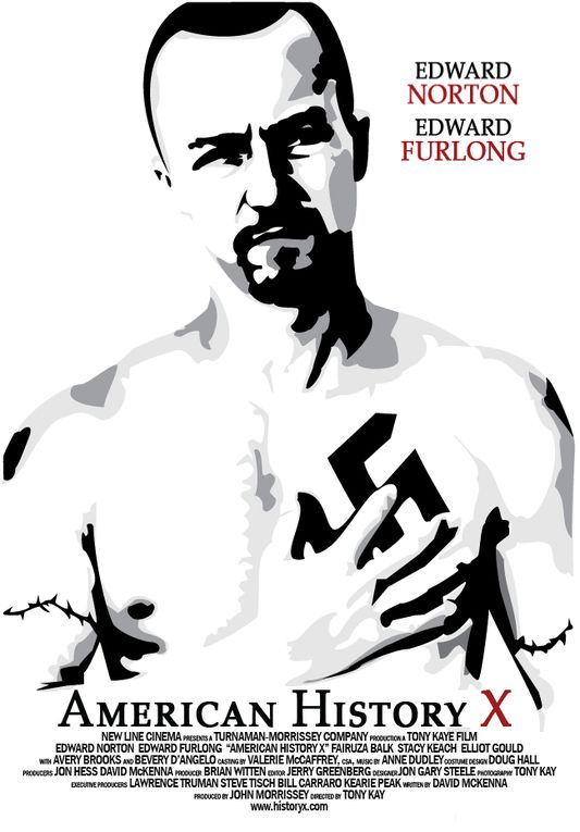 American History X – 1998 (Film)