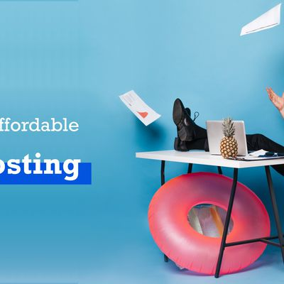 Easy and Affordable VPS Hosting