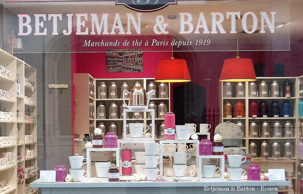 Betjeman & Barton Rouen fête les Mamans