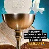 Belle et sainte fête du Saint-Sacrement - Groupe Siloé / Source et Lumière de Siloé