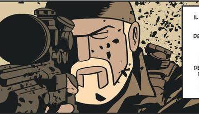 BD: L'homme qui tua Chris Kyle, captivant