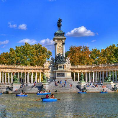 Visiter Madrid en un jour