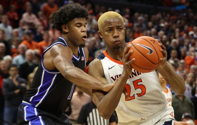 NCAA : Mamadi Diakité nommé dans le ACC All-Defensive Team de la saison et le All-Second Team