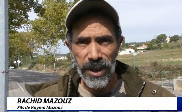Après le décès de sa mère renversée sur un passage piéton, Rachid Mazouz lance un appel à témoins