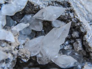 Calcite from Tarvaux, Jura, France (size: Museum XL)