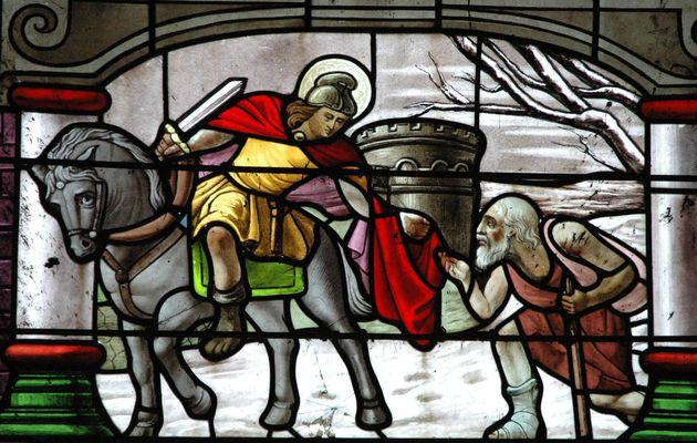 Fête de St Martin de Tours - Prions pour la Paix