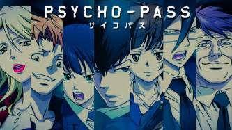 PSYCHO - PASS