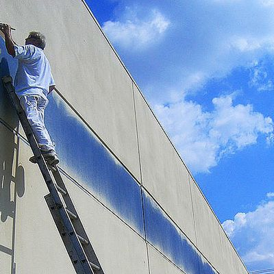 How Often Should Commercial Buildings Be Painted?