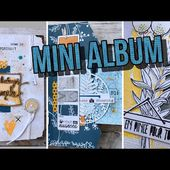 SCRAP | MINI ALBUM ALWAYS SMILE