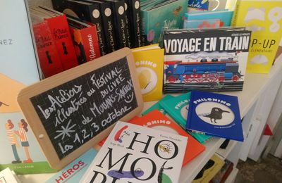 /// J-17 \\\ On se prépare pour LE Festival du livre de Mouans-Sartoux