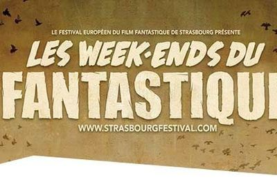 programmation du second Week-end du fantastique