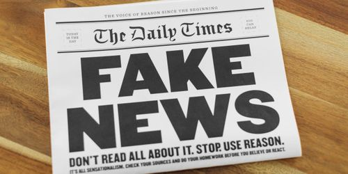 Fake news e come difendersi