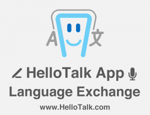 HelloTalk Social Language Exchange App