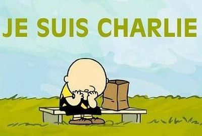 Nous sommes Charlie....