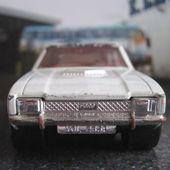 FORD CAPRI MK2 SUPER KINGS MATCHBOX 1/45 - car-collector.net