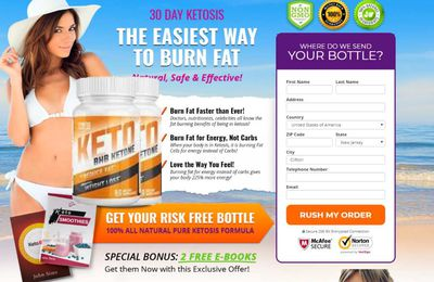 Fitness Health Keto - Advanced Natural (Weight Loss Formula) Ingredients!?