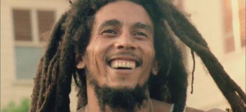 Bob Marley le prophète du reggae..