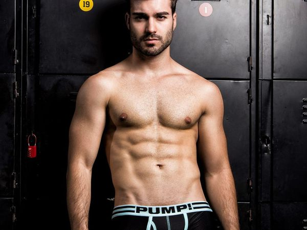 PUMP! Underwear : New Season New Styles ...more