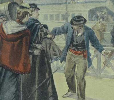 10 septembre 1898 - Assassinat de « Sissi »