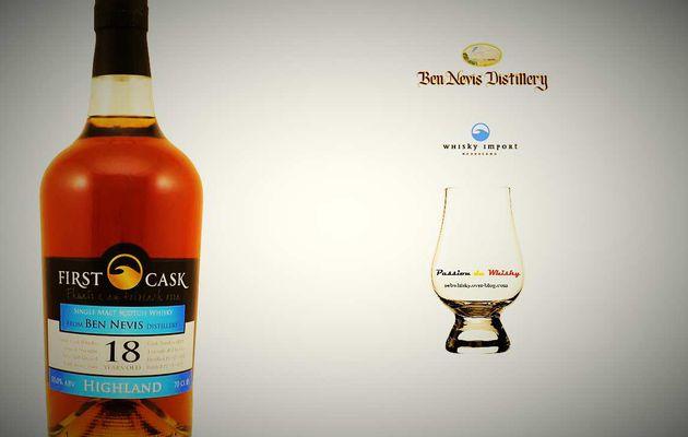 Ben Nevis 18Y Whisky Import Nederland