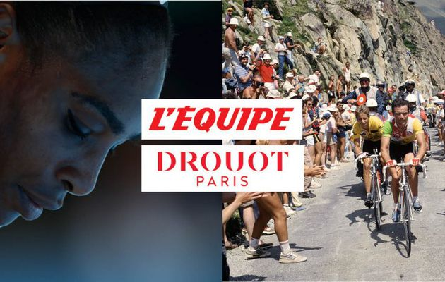 201 photos issues du fonds L'Équipe vendues aux enchères le 9 octobre à Drouot