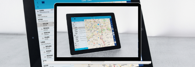 Latvia enhances pilot briefing services with FREQUENTIS' online and mobile application