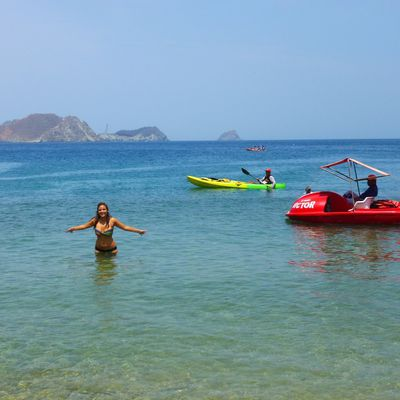 Playa Grande - Taganga - Colombia