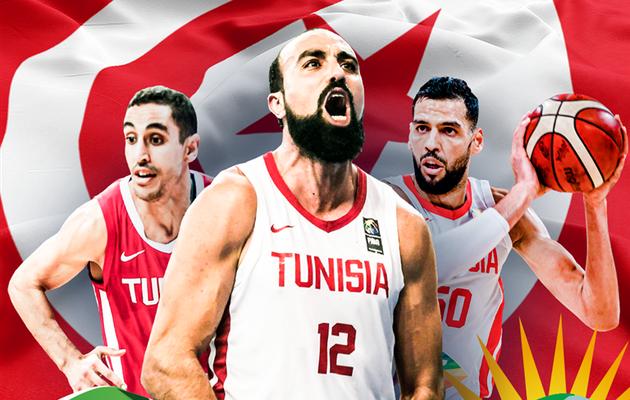 Revue d'équipe de FIBA Afrique pour l'AfroBasket 2021 : la Tunisie