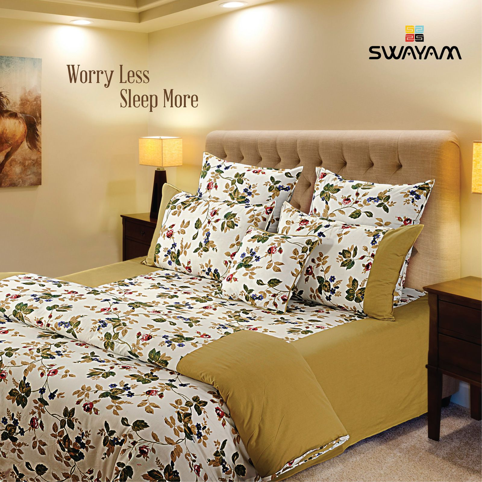 How Bed Sheets Impact Your Bedroom Interiors?