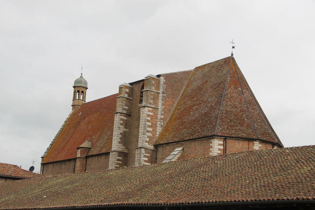 Châtillon-sur-Chalaronne, 1ère partie