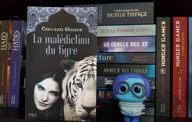 La malédiction du tigre, tome 1 - Colleen Houck