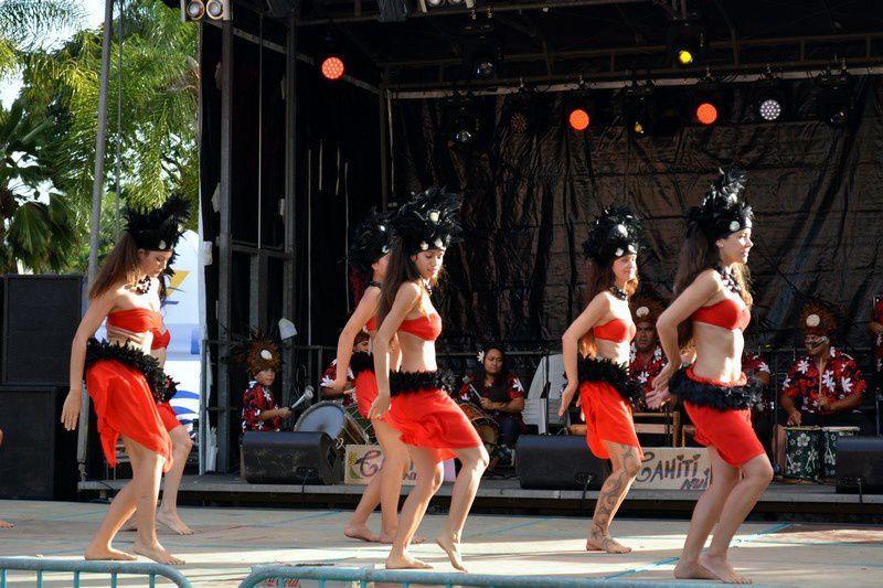 Danseuses (photos JP)