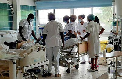 «Quatrième vague Covid en Martinique, l'heure de vérité» : Des médecins du CHU écrivent une lettre ouverte à la population.