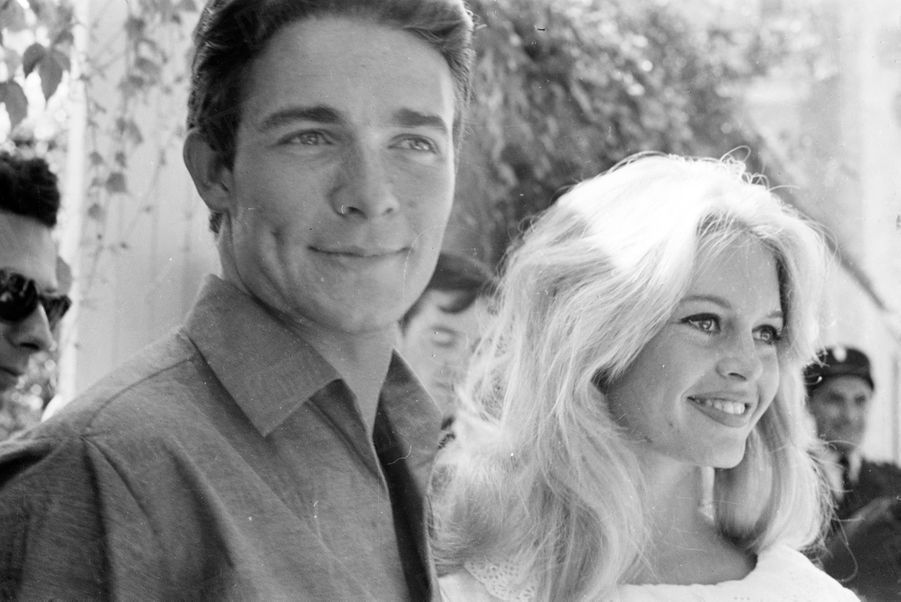 Au mariage mouvementé de Brigitte Bardot et Jacques Charrier