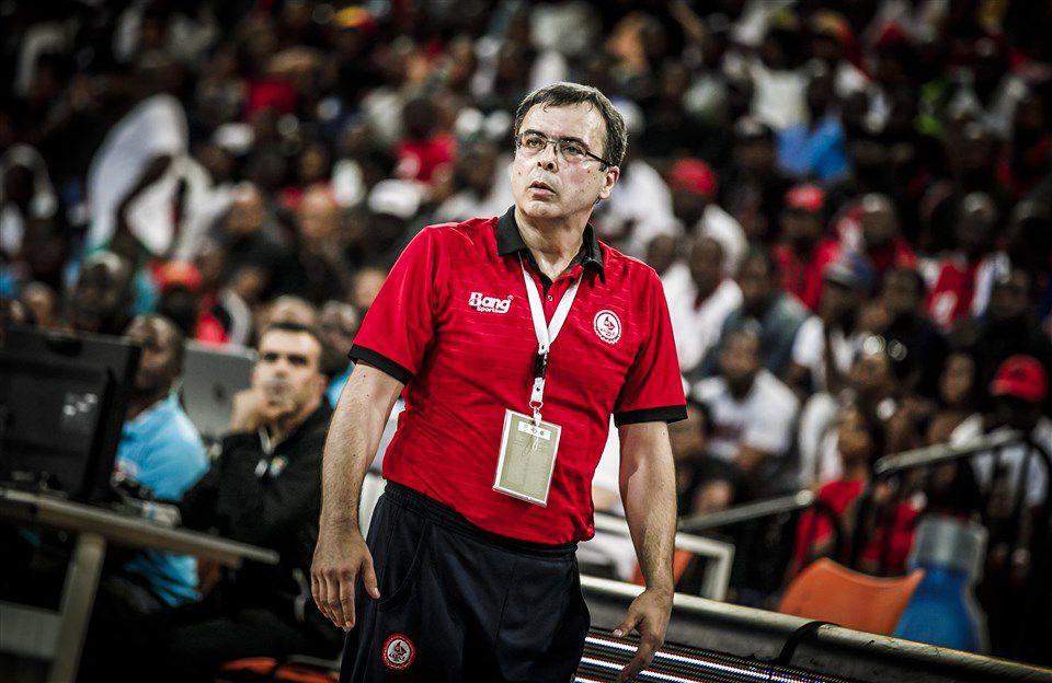 Le Serbe Zeljko Zecevic a récemment coaché la Guinée au Championnat d'Afrique U18 FIBA 2020
