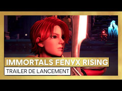 [ACTUALITE] IMMORTALS FENYX RISING - Le trailer de lancement