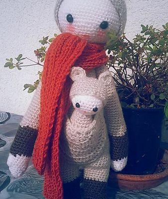 Amigurumi, poupée et animaux au crochet