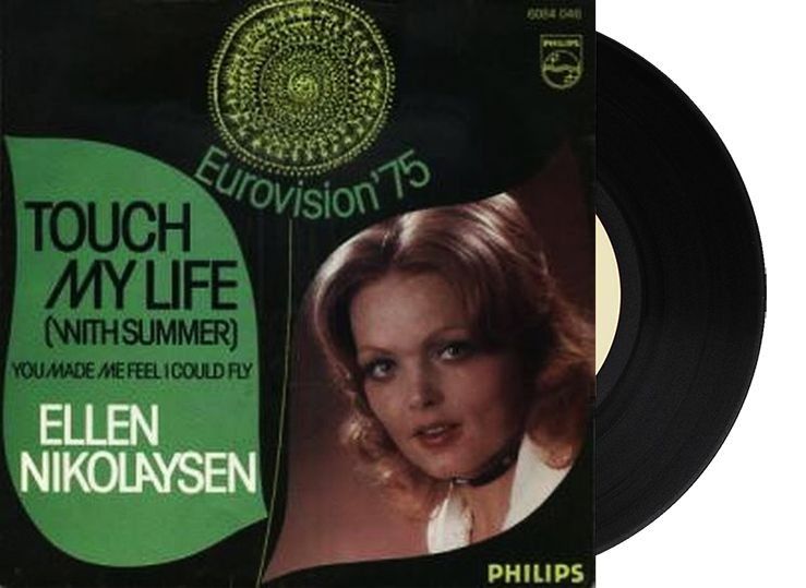 """18th - Norway - Ellen Nikolaysen """"Touch My Life (With Summer)"""" (11 points)"""